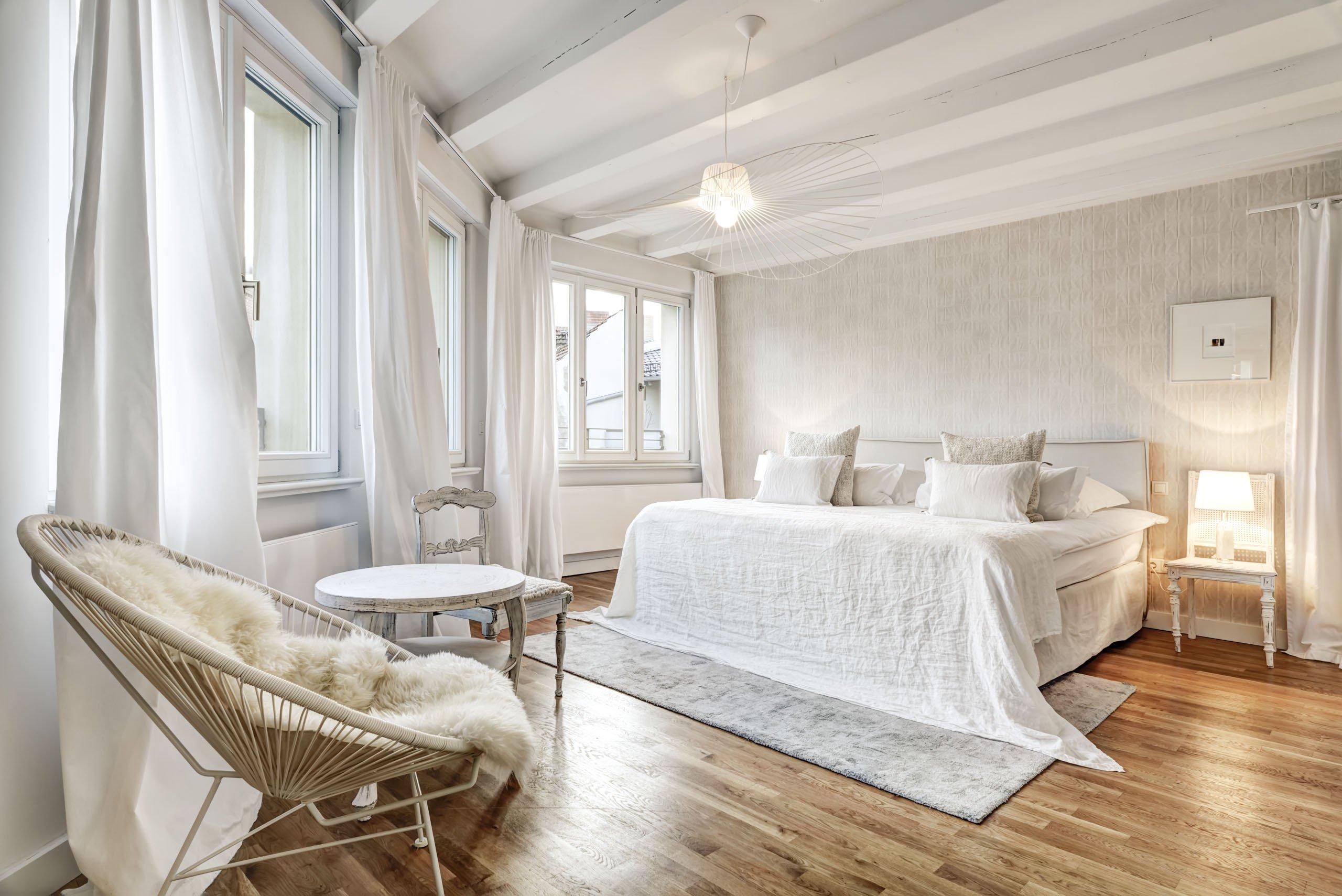 Beste Dieses Moderne Weise Penthouse Stockholm Demonstriert Luxus ...